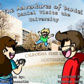 The Adventures of Daniel: Daniel Visits the University