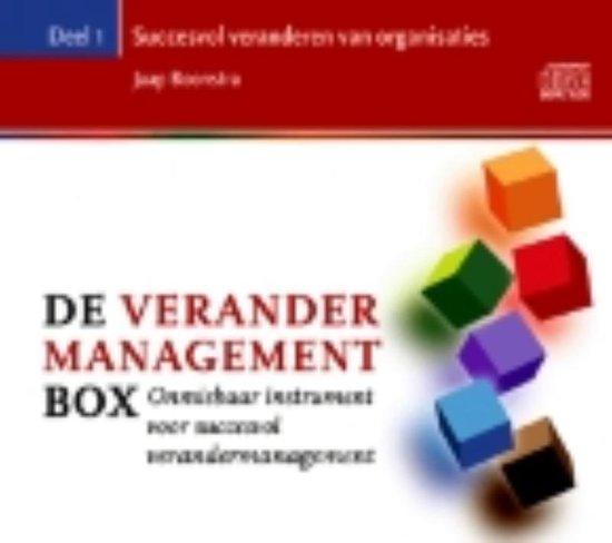 Afbeelding van Succesvol veranderen van organisaties (luisterboek)