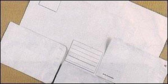 PE Verzendingsenveloppen (recycleerbaar) 1000 stuks courier bag  425 x 625 + 50mm + kangoeroezakje