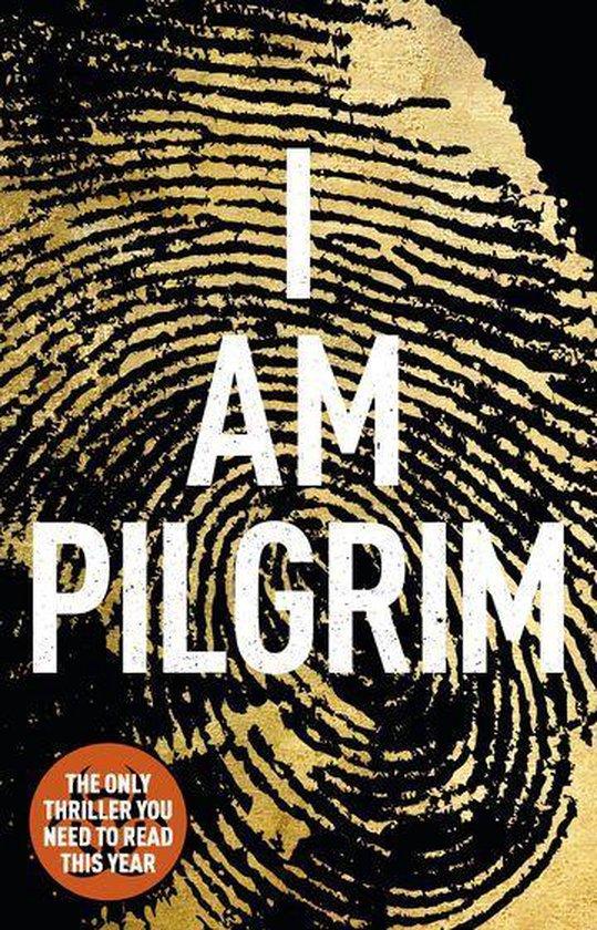 Boek cover I Am Pilgrim van Terry Hayes (Onbekend)
