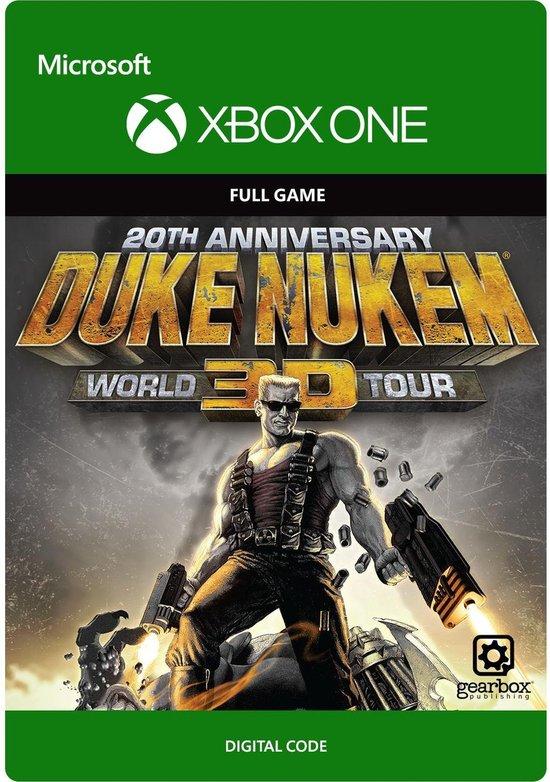 Microsoft Duke Nukem 3D: 20th Anniversary World Tour – Full Game – Xbox One Download