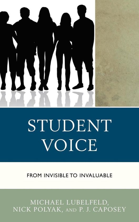 Omslag van Student Voice