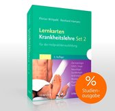 Lernkarten Krankheitslehre Set 2 für die Heilpraktikerausbildung
