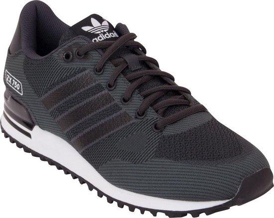 | Adidas ZX 750 WV Sneaker Zwart 46