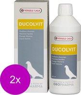 Versele-Laga Oropharma Ducolvit Vitaminencomplex - Duivensupplement - 2 x 500 ml Vloeibaar
