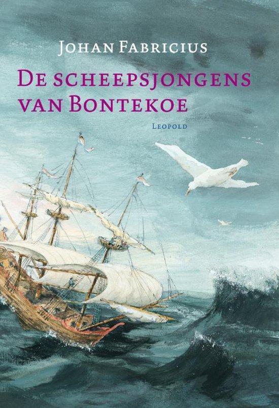 De Scheepsjongens Van Bontekoe - Johan Fabricius   Readingchampions.org.uk