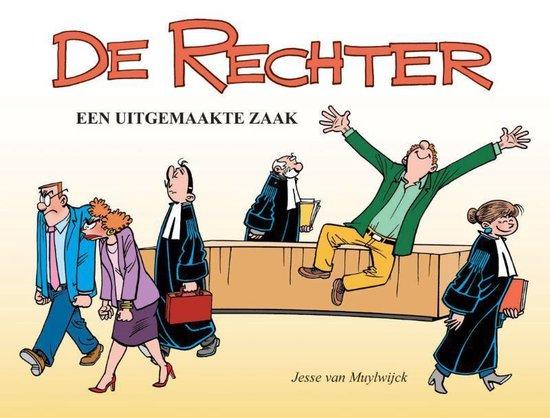 De Rechter 21 - De Rechter - Jesse van Muijlwijk | Fthsonline.com