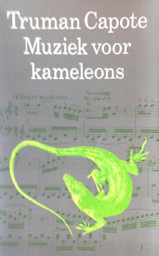 Muziek voor kameleons - Capote  