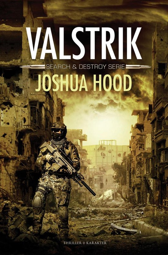 Search & Destroy 2 - Valstrik - Joshua Hood pdf epub