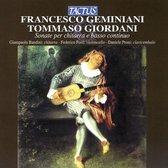 Sonate Per Chitarra E B.C.