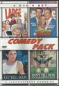 Comedy Pack 4 DVDs - ( Large - Honeymoon in Vegas - Get Well Soon - Don't Tell Mom the Babysitter's Dead )