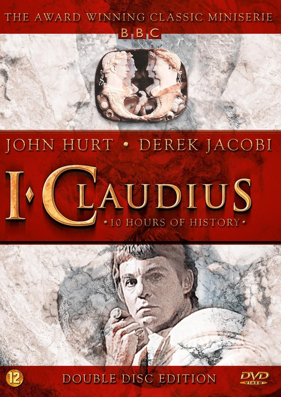 Cover van de film 'I Claudius'