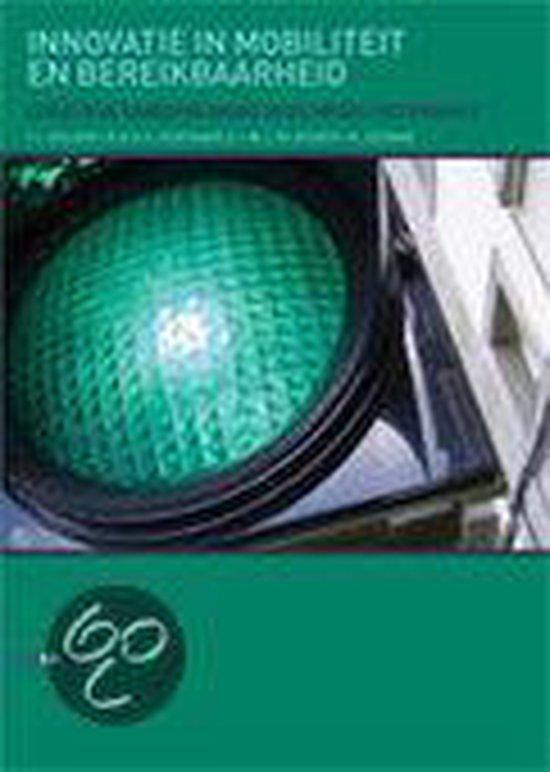 Innovatie in mobiliteit en bereikbaarheid - T.J. Golder |