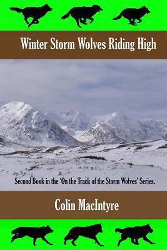 Winter Storm Wolves Riding High