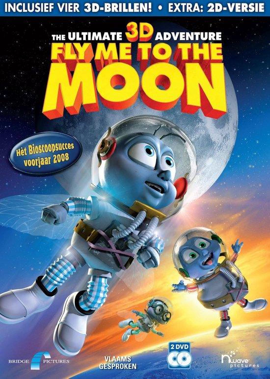 Cover van de film 'Fly Me To The Moon'