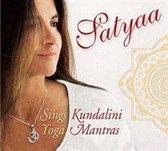 Sings Kundalini Yoga..