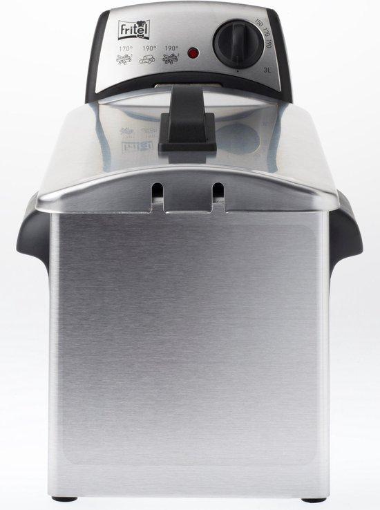 Fritel FR 1355 - Frituurpan - 3 liter