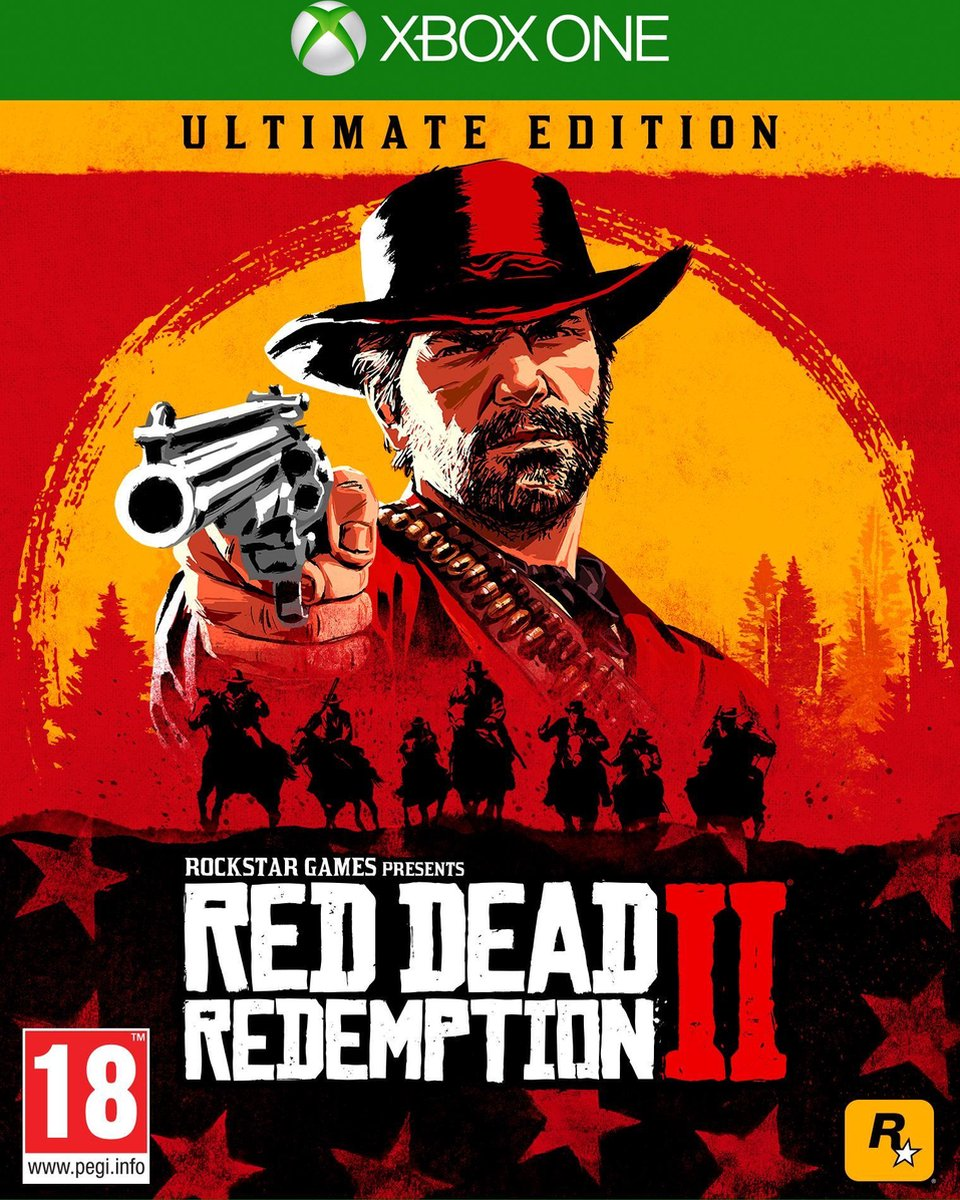 Red Dead Redemption 2 - Ultimate Edition - Xbox One -