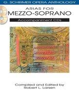 Afbeelding van Arias for Mezzo-Soprano