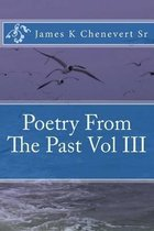Poetry from the Past Vol III