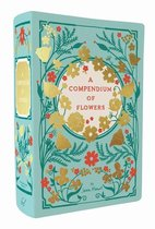 Bibliophile Ceramic Vase: A Compendium of Flowers: A Compendium of Flowers (Flower Vase, Ceramic Vase for Book Lovers, Gift Idea for Book Lovers)