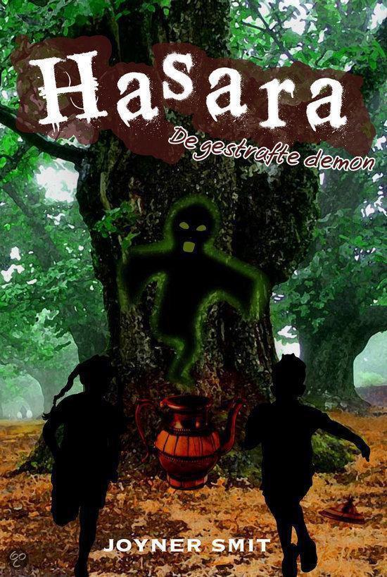 Cover van het boek 'Hasara' van  JoynerSmit