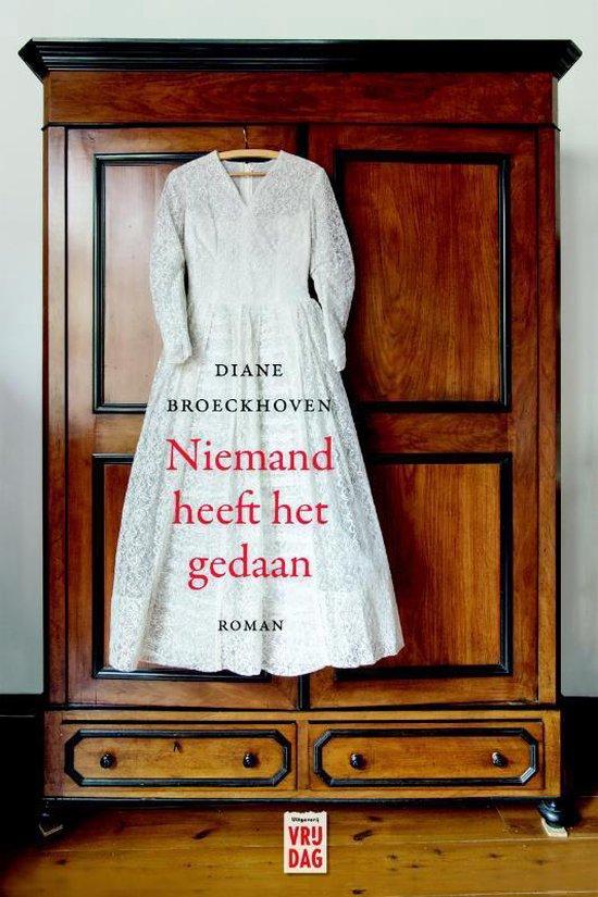 Niemand heeft het gedaan - Diane Broeckhoven |