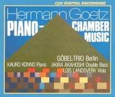 Hermann Goetz: Piano Chamber Music
