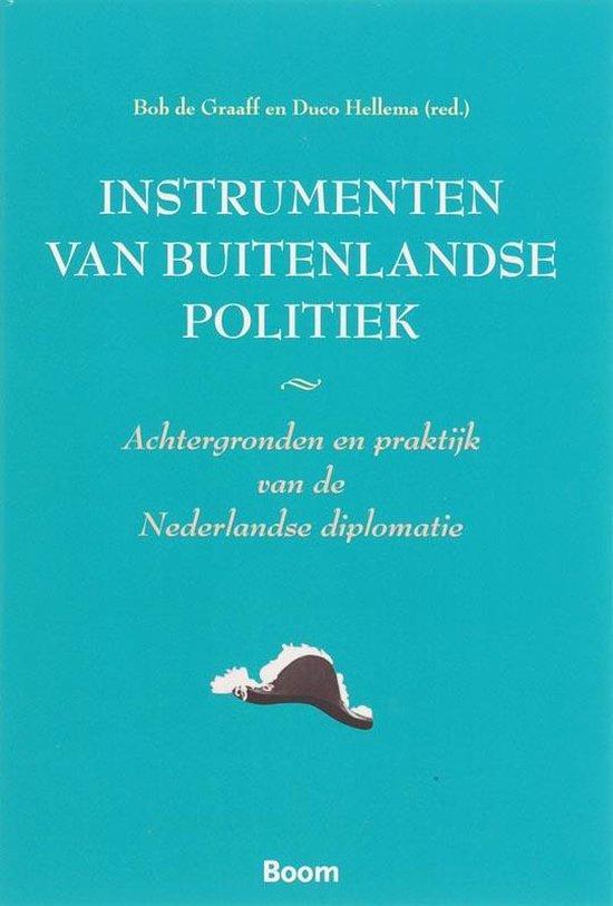 Instrumenten Van Buitenlandse Politiek - Bob de Graaff pdf epub