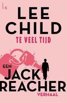 Omslag Jack Reacher - Te veel tijd