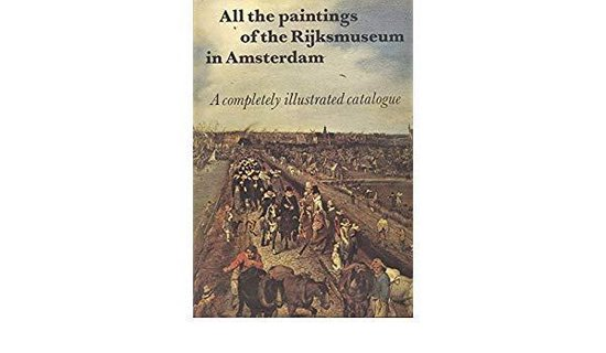 All the paintings of the Rijksmuseum in Amsterdam - the department of paintings of the rijksmuseum pdf epub