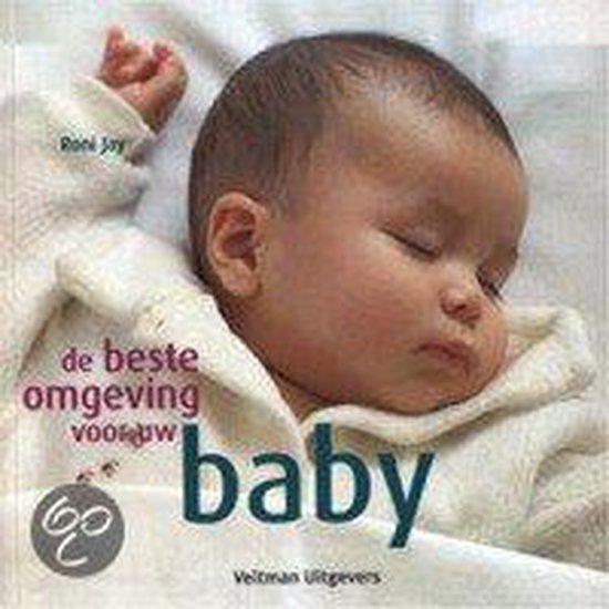 Cover van het boek 'De beste omgeving voor uw baby'