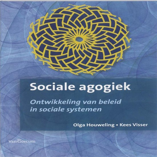Sociale agogiek - Olga Houweling - Meijers | Readingchampions.org.uk