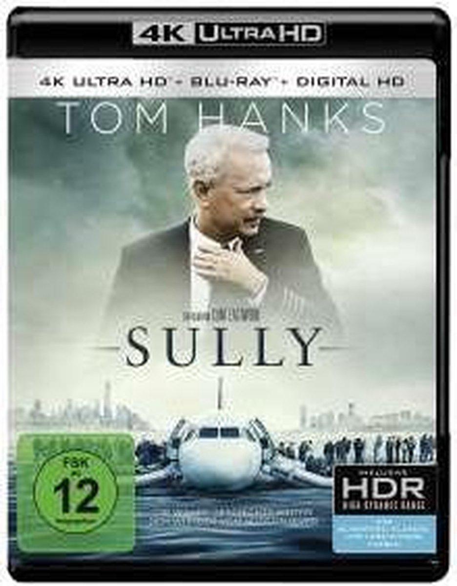 Sully (Ultra HD Blu-ray & Blu-ray)-
