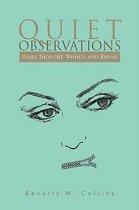 Quiet Observations