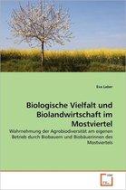 Biologische Vielfalt Und Biolandwirtschaft Im Mostviertel
