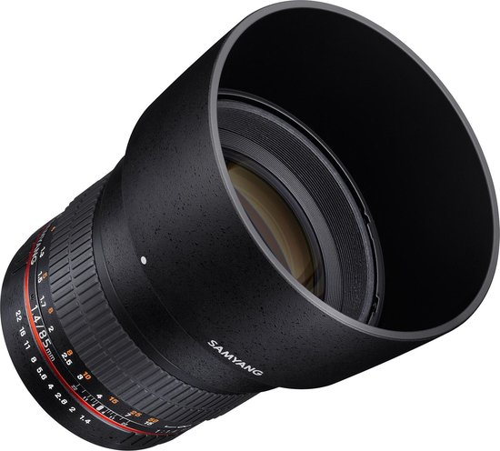 Samyang 85mm F1.4 AS IF UMC - Prime lens - geschikt voor Sony Systeemcamera