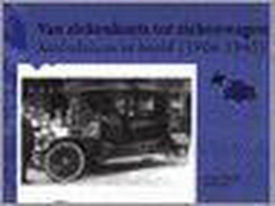 Van Ziekenkoets Tot Ziekenwagen - K.J.J. Waldeck |