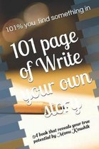 101 Page of Write Your Own Story