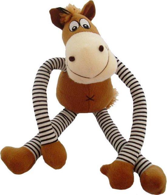 Happy Pet - Yap Pull My Leg Paard - Hondenspeelgoed - 44 x 36 x 9,5 cm
