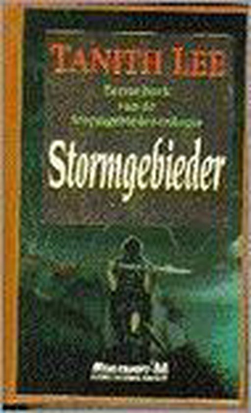 Meulenhoff science fiction and fantasy 223: stormgebieder - Tanith Lee |