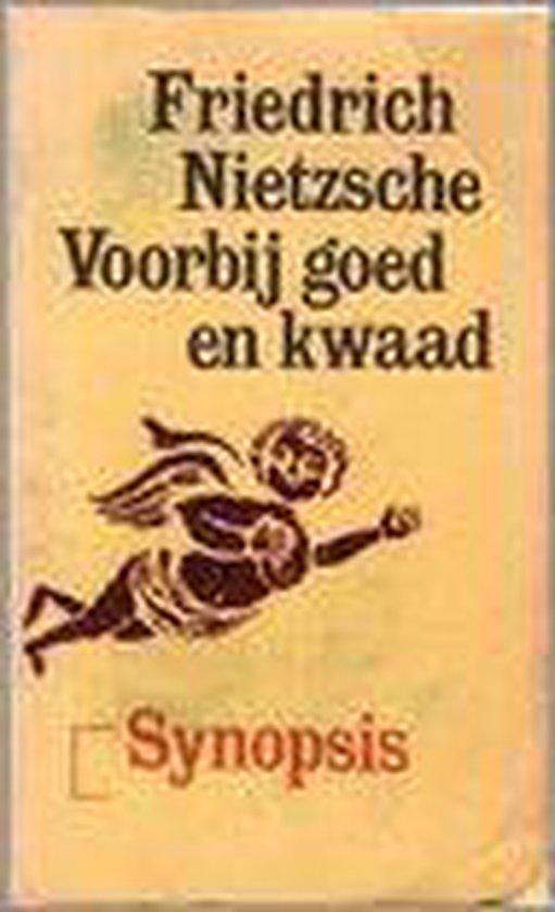 Boek cover Voorbij goed en kwaad van Friedrich Nietzsche (Paperback)