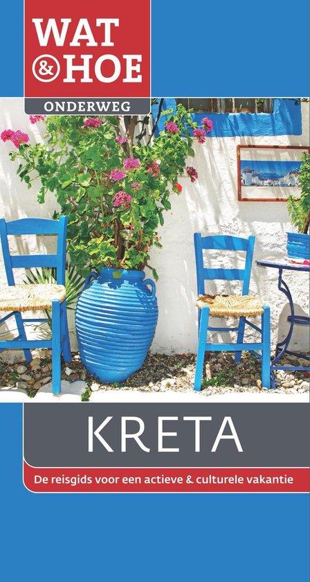 Wat & Hoe onderweg - Wat & Hoe Onderweg Kreta - Donna Dailey |