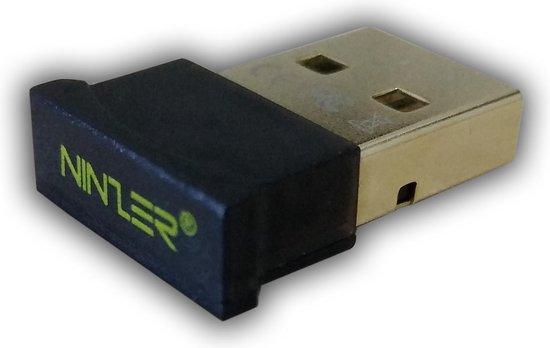 Ninzer® Bluetooth 4.0 USB Micro Dongle / Adapter