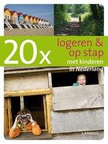20x logeren en op stap met kinderen in Nederland