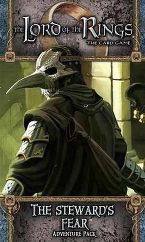 Afbeelding van het spel Lord of the Rings LCG - The Steward's Fear