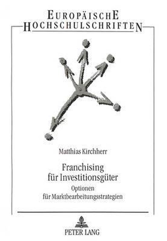 Franchising Fuer Investitionsgueter