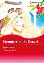 Omslag Strangers in the Desert (Harlequin Comics)