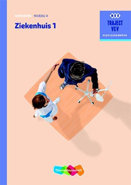 Ziekenhuis 1 niveau 4 Werkboek - A. Dernison  