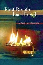 Omslag First Breath, Last Breath